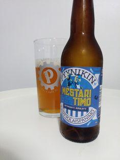 Pyynikin Käsityöläispanimo - Mestari Timo original pale ale 4,6% pullo