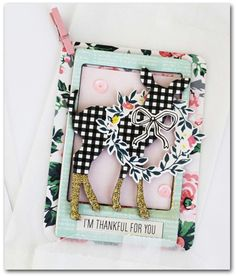Lunch Box Love Notes by Melissa Phillips     Supplies:       Bloom Fresh Paper by Maggie Holmes & Crate Paper Glassine Paper ...