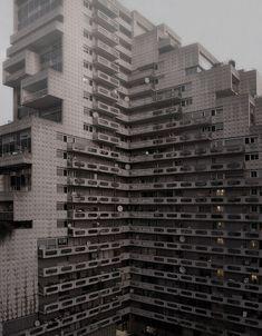 thiscitycalledearth:    urbanmoonproject:  by Laurent Kronental, Paris.