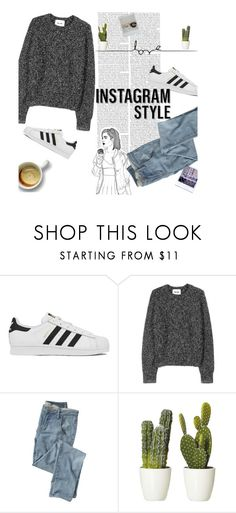 """""""new taglist! still open spots, so comment """"sparkles"""""""" by csandler12 ❤ liked on Polyvore featuring adidas, Acne Studios, Wrap, women's clothing, women, female, woman, misses and juniors"""