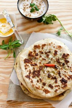 Aalu Methi Naan   Guest Post for Chef Dennis @ A Culinary Journey with Chef Dennis | Playful Cooking