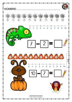 Adiciones En La Recta Numérica Worksheet Country School, Education, Math, Fictional Characters, Addition And Subtraction, First Grade, Preschool, Exercises, Lyrics