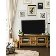 Oak Hill Medium TV Unit - Entertainment Units - Living