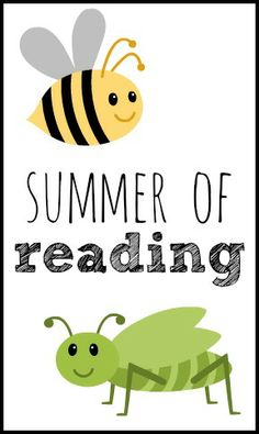 Summer of Reading - Pinned by @PediaStaff – Please Visit  ht.ly/63sNt for all our pediatric therapy pins