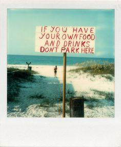 Walker Evans, Polaroids, 1973/74