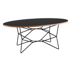 Black Network Coffee Table - Overstock Shopping - Great Deals on Adesso Coffee, Sofa & End Tables