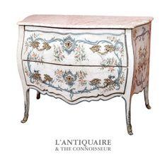 decorative stencils for furniture | Italian Painted Furniture, Hand Painted Furniture, Plaster Stencils ...
