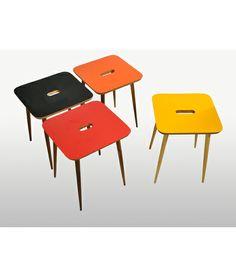 Cute side tables - Desmobilia
