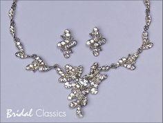 Classic Wedding Jewelry