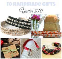 10 Handmade Gifts Un