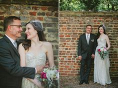Hitched! Preview pics from our June wedding in Richmond!