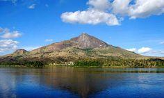 Lugares Fantásticos: Pico da Ibituruna - Minas Gerais