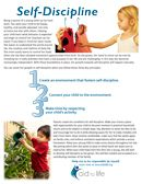 Ten Things You Can Do at Home to Support Your Child's Growth in Self Discipline