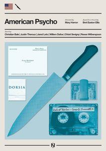 Image of American Psycho - NeedleDesign