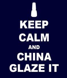 China Glaze It!