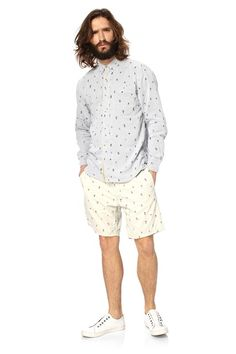 Fun guy double shirt from @French Pascucci Czachor Connection - £25 #RunwayRepublic