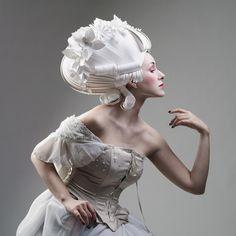 Ася козина-бумага-barique-wigs6