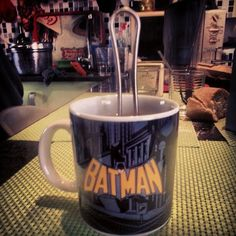 El té de los superhéroes!!!