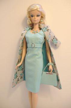 New Handmade Fashion for Original Silkstone Barbie body (non-articulated)