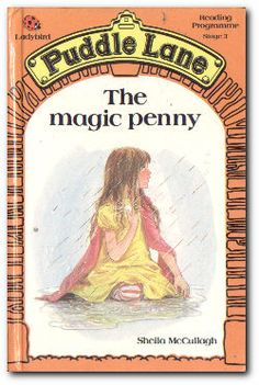 Loved the whole Puddle Lane series when I was little. especially this one: The Magic Penny Spot Books, Ya Books, 1980s Childhood, Childhood Memories, Who's The Daddy, Ladybird Books, Magic Box, My Memory, Books Online