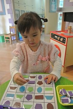 """Brain boosting toddler activities- these are actually Kate's type of fun- good """"go-to"""" activity when I'm feeling bored with the usual ;)"""