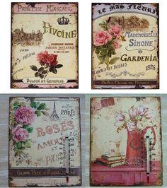 Cuadros vintage