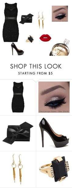 """""""Untitled #152"""" by shortiiiee on Polyvore featuring Victoria Beckham, Marni, Chanel and Lime Crime"""