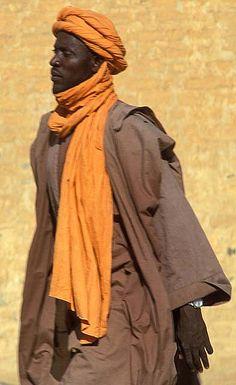 Malian Man - west Africa