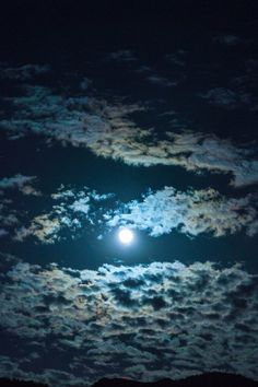 Free stock photo of nature, sky, night, clouds