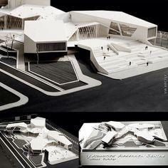 Robotics research center  Via : @arcfly_ft  #arch_impressive