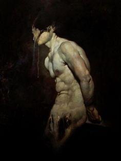 Roberto Ferri - Italian Painter - #Art #Painting   No.   Scoop.it