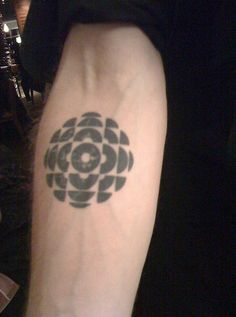 Someone's a fan. Canadian Tattoo, Logos, Tattoos, Identity, Canada, Ink, Tatuajes, Tattoo, India Ink