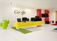 Google's Japan office