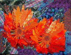 Cactus Flower by Del Thomas, featured at Elizabeth Barton's blog