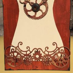 #tag #steampunk #art #JustChickenScratch #gslcuts #guestdesigner #chipboard #chippies