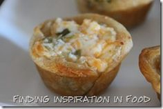 Jalapeno Popper Bites. Perfect for Superbowl or party food appetizer