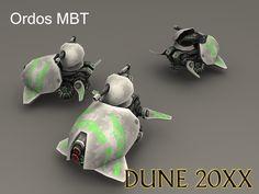 Ordos MBT