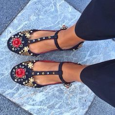 Oh what I would give for these cute little shoes! TheyAllHateUs   Page 5