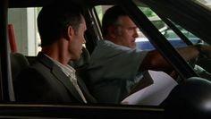 "Burn Notice 2x09 ""Good Soldier"" - Michael Westen (Jeffrey Donovan) & Sam Axe (Bruce Campbell)"