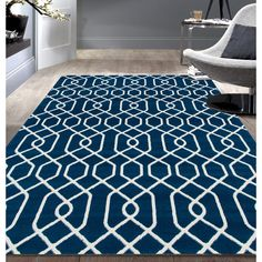 This delightful rug is unique, stylish and ready to accent your decor with authentic elegance. This rug features bold colors and contemporary style to coordinate with any interior design. This jute ba                                                                                                                                                     More