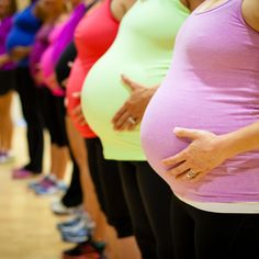 Fit4Baby offers prenatal exercise classes for pregnant women looking for a fitness program during pregnancy.