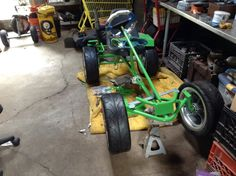 Pedal car (almost done)