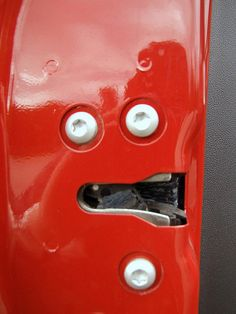 """faces in places.  """"lockjaw"""""""