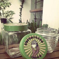 Pop art..decorative jar