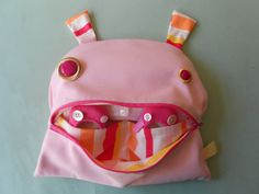 Zé Papafraldas / Zé Diaperglutton by Zezling on Etsy, €19.00