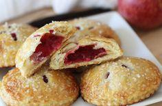 Mini Cranberry Apple Pies