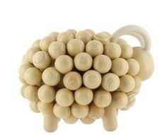 Small Wooden Ram
