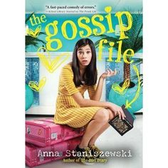 The Gossip File (The Dirt Diary), a book by Anna Staniszewski Peeing In The Pool, Pranks, Free Apps, Audiobooks, Ebooks, Anna, Author, Humor Books, Reading