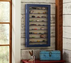 Wall Display Case #PotteryBarnKids