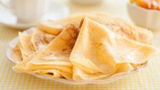 Традиционные блины на молоке, пошаговый рецепт с фото